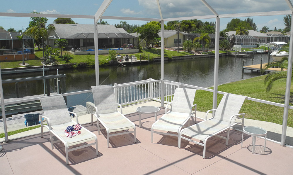 vacation home SilverStar - Cape Coral Florida